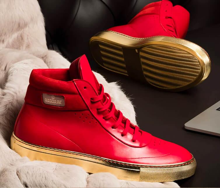 custom luxury shoes