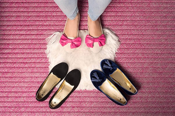 Made in Italy custom slippers Zelly's originals brand