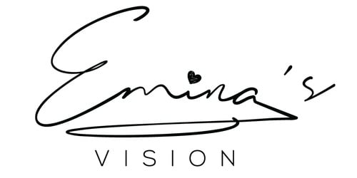 Made in Italy custom sneakers Emina's Vision brand