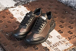 Made in Italy custom sneakers LEGACY ELITE brand
