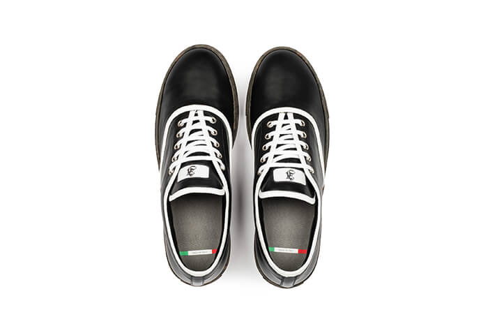 46279d9398aa Aj skater customized made in Italy sneakers by Antoine Janssen