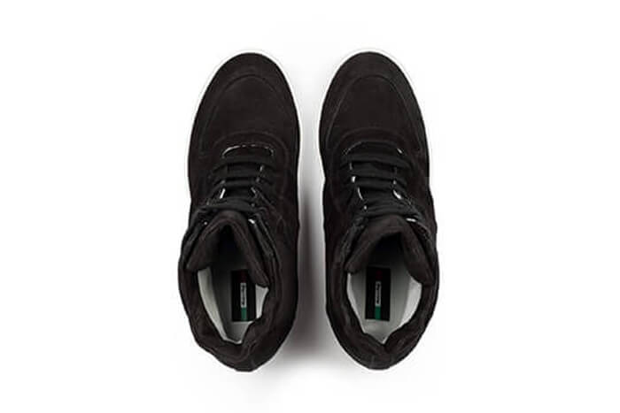 Eunice customized made in Italy sneakers by Eunice W