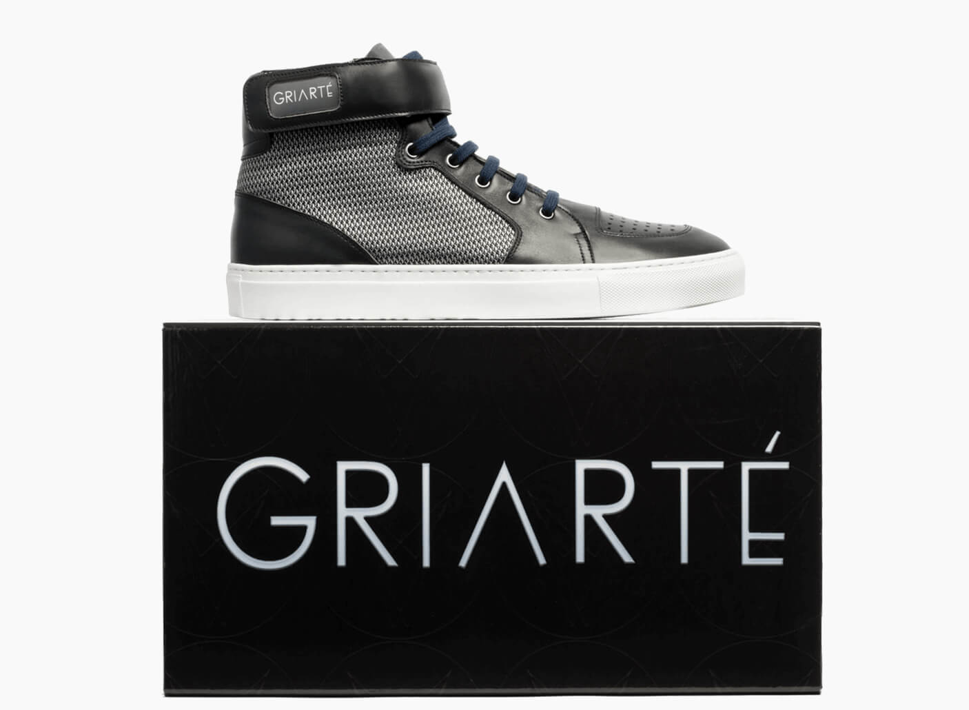 Griarte customized made in Italy sneakers by Caleb Smith