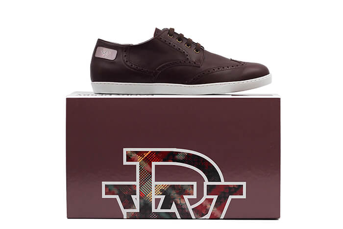 DANDY DERBY customized made in Italy sneakers by William Djamen