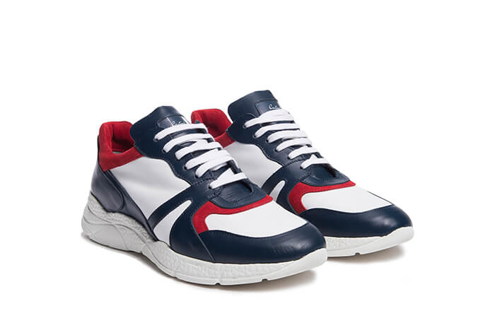 CENTRAL customized made in Italy sneakers by Ramon Bland