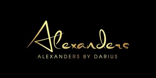 ALEXANDERS  customized made in Italy sneakers by Darius Alexander