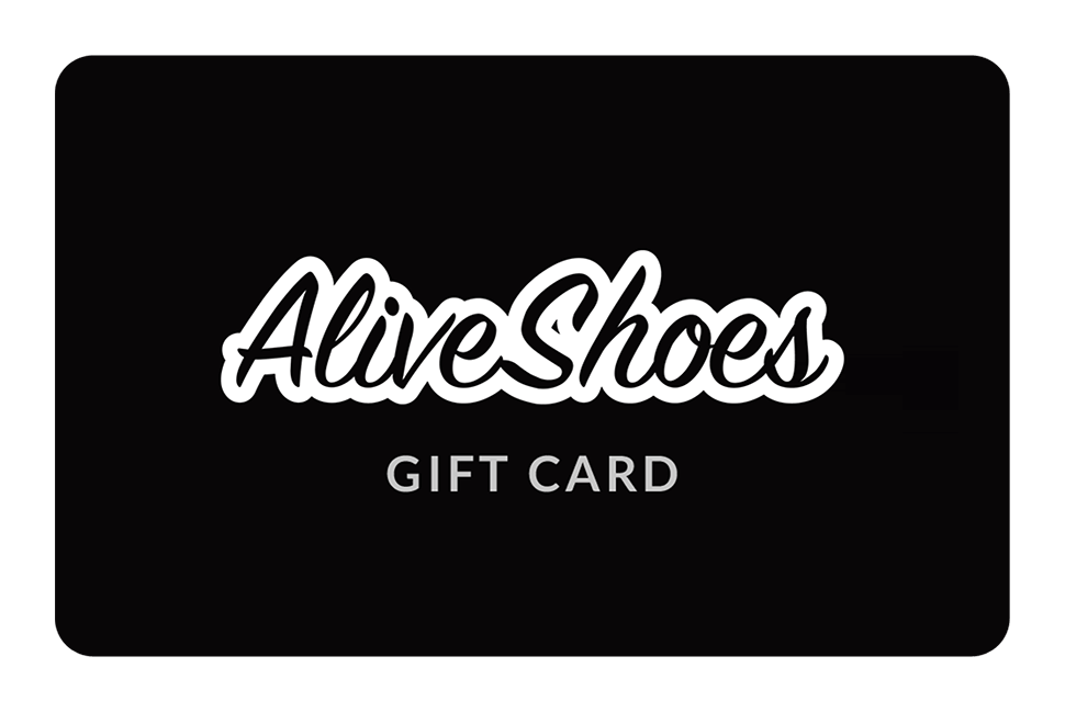 Design your own shoes – Digital Gift Cards