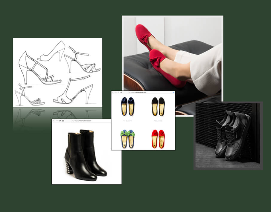 create your own designer shoes