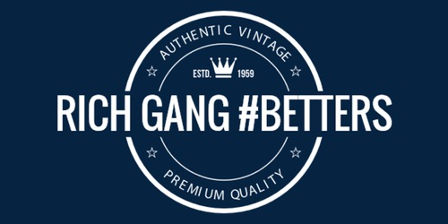 rich gang #betters | a custom shoe conceptdevin milligan