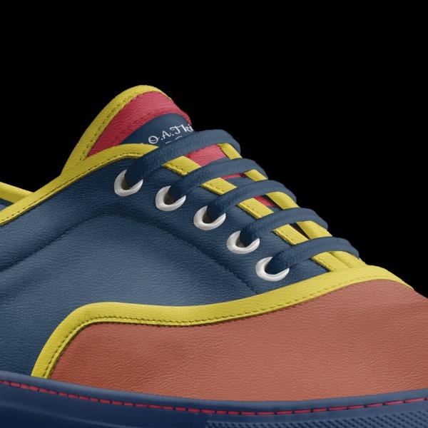 G.O.A.T kids | A Custom Shoe concept by