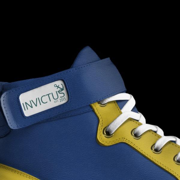 INVICTUS   A Custom Shoe concept by