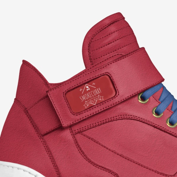 5df513f0cbf Basketball shoe custom made in Italy shoes by Pko | Detail view