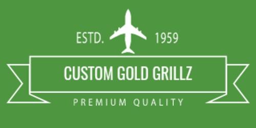 Custom Gold Grillz