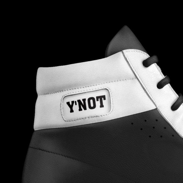 A Custom Shoe concept by Tony Johnson