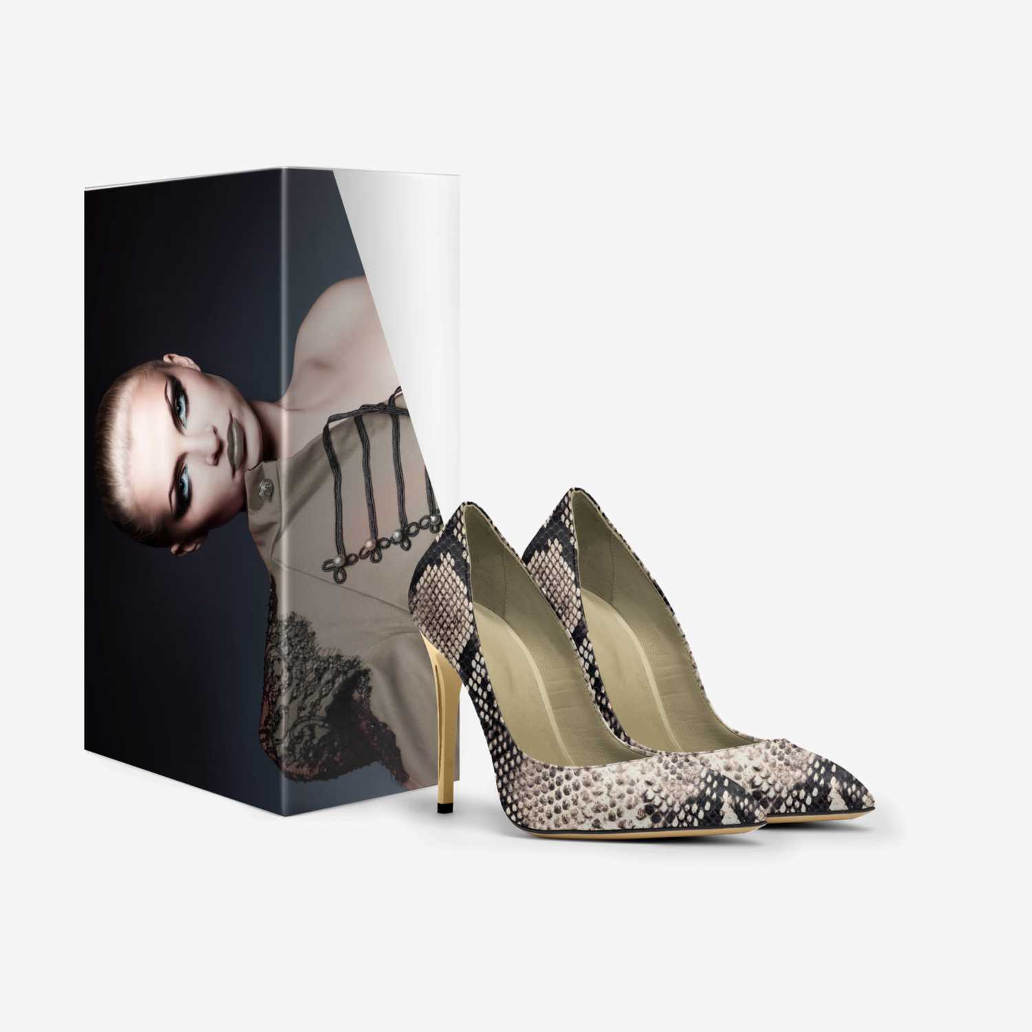 ADDICTION custom made in Italy shoes by Miguel Gonzalez | Box view