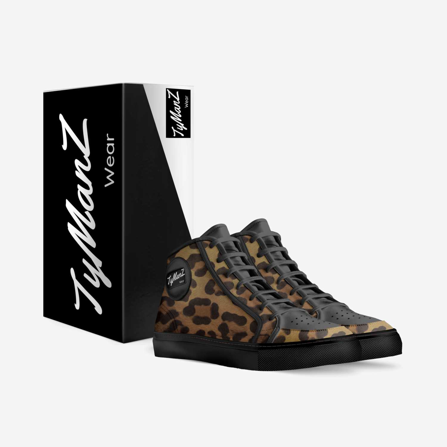 TyManZ custom made in Italy shoes by Ty Allen | Box view
