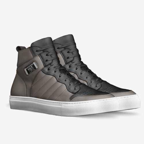 210 | A Custom Shoe concept by Luis Vasquez