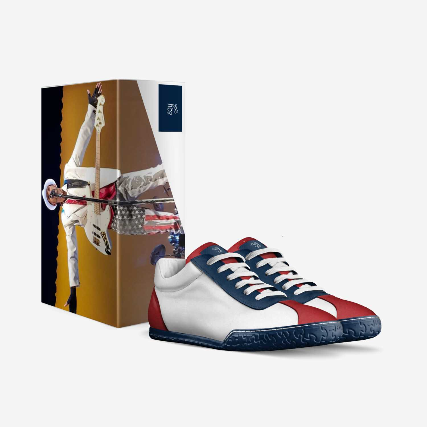 EQY  custom made in Italy shoes by Eric Eq Young | Box view