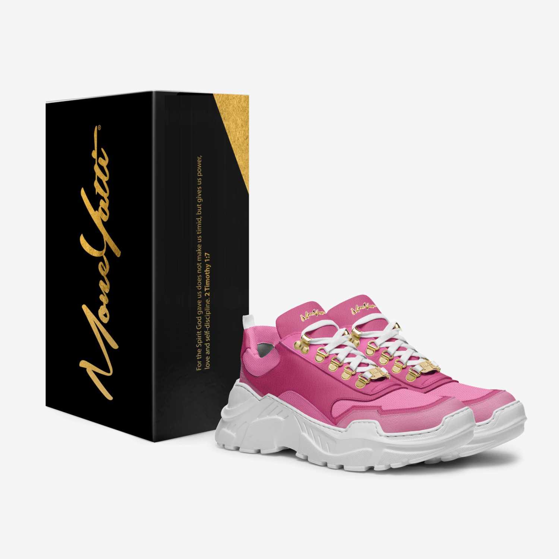 Moneyatti Murks14 custom made in Italy shoes by Moneyatti Brand | Box view