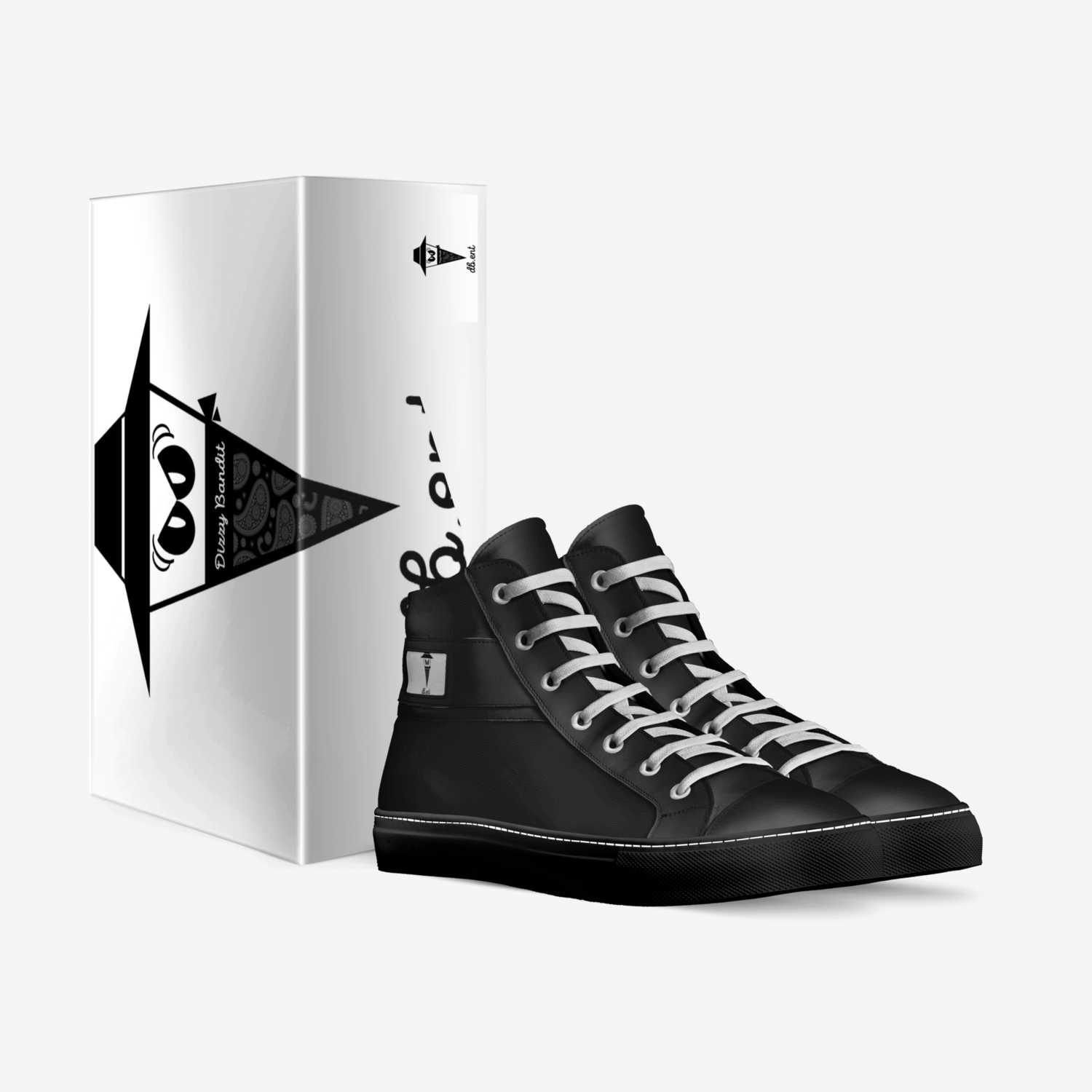 db.ent clothing  custom made in Italy shoes by William Mclellan | Box view