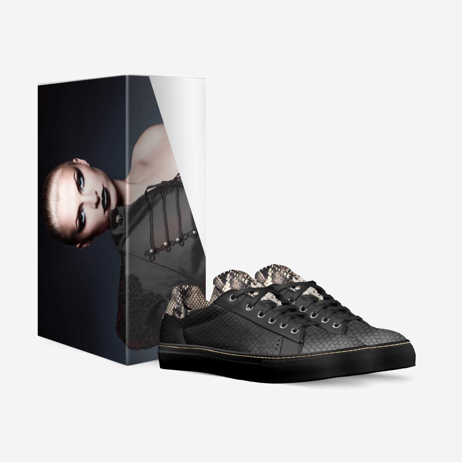 Evo custom made in Italy shoes by Maxim Pardi | Box view