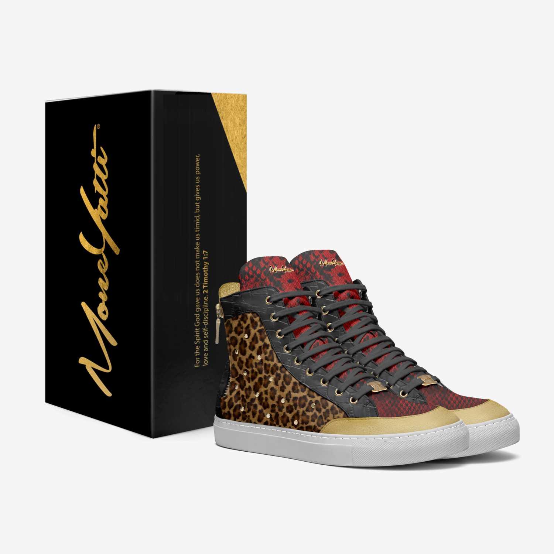 Moneyatti Ltd21 custom made in Italy shoes by Moneyatti Brand   Box view
