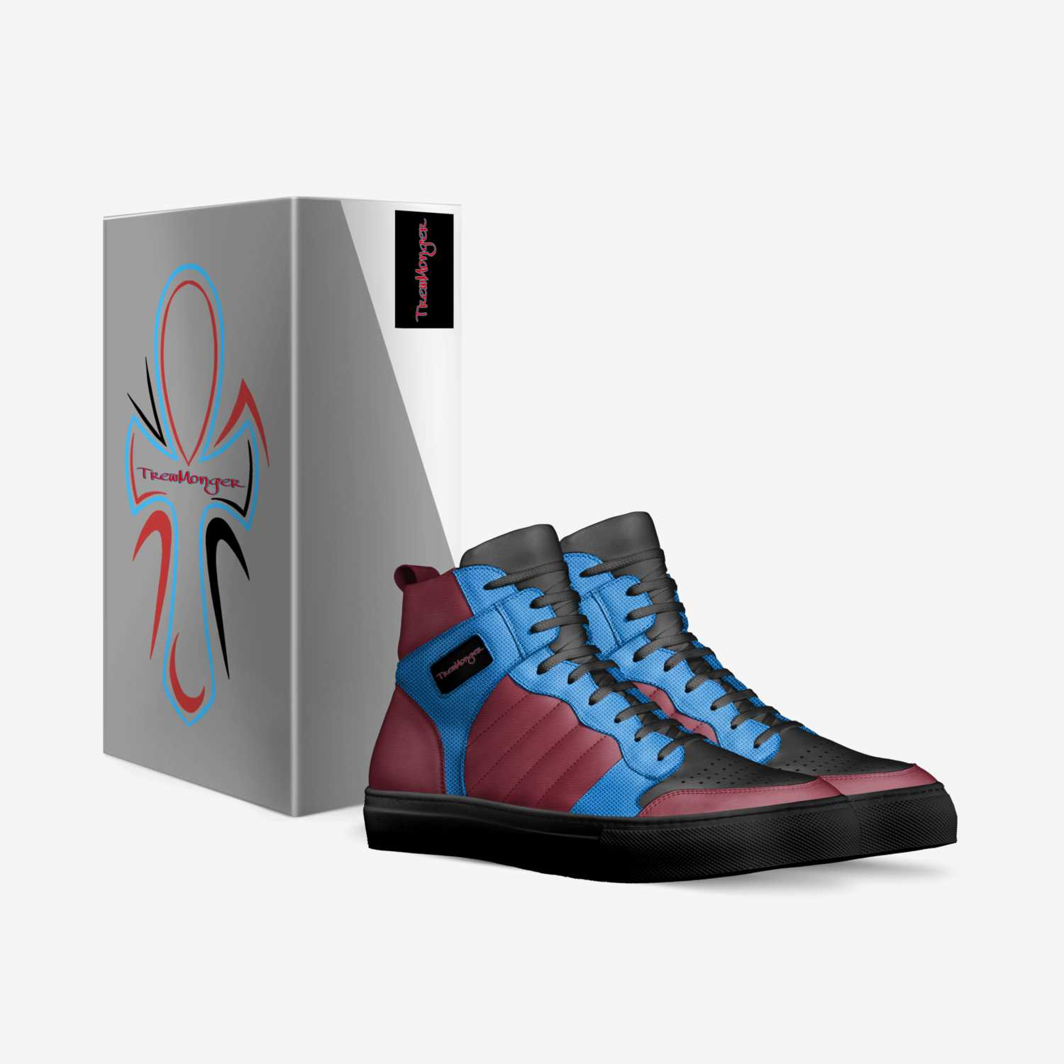 Legacy G1 V2 custom made in Italy shoes by TrewMonger Brand | Box view