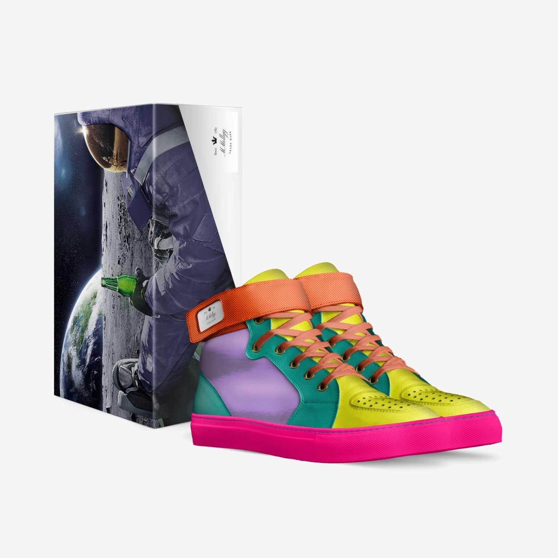 MMollyy custom made in Italy shoes by Julia Hartman | Box view