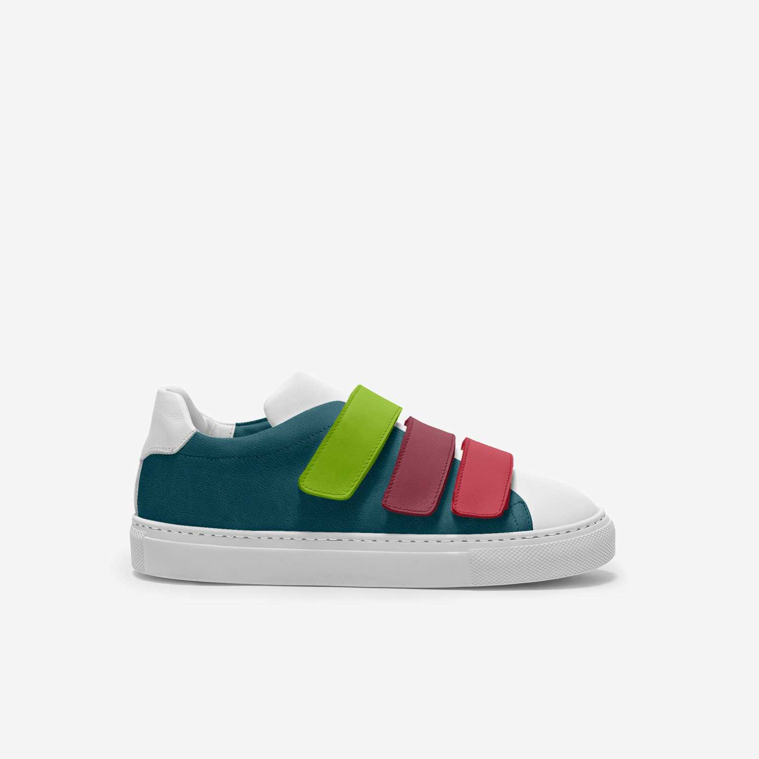 x3r custom made in Italy shoes by Test Pre-orders Unassigned | Side view