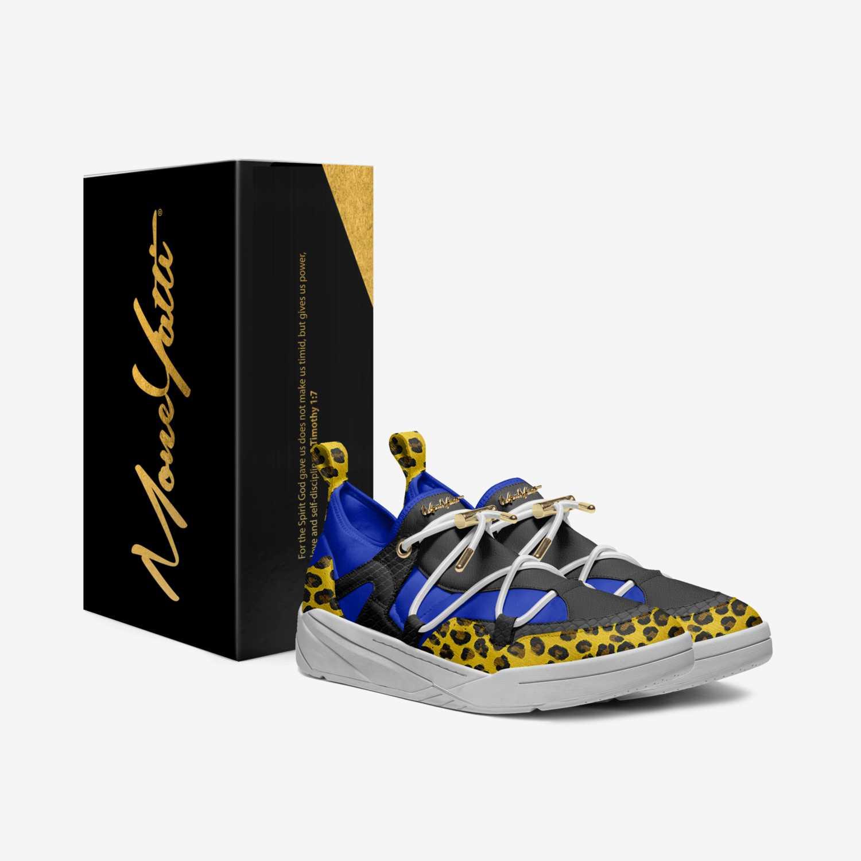 Moneyatti Flex 8 custom made in Italy shoes by Moneyatti Brand | Box view