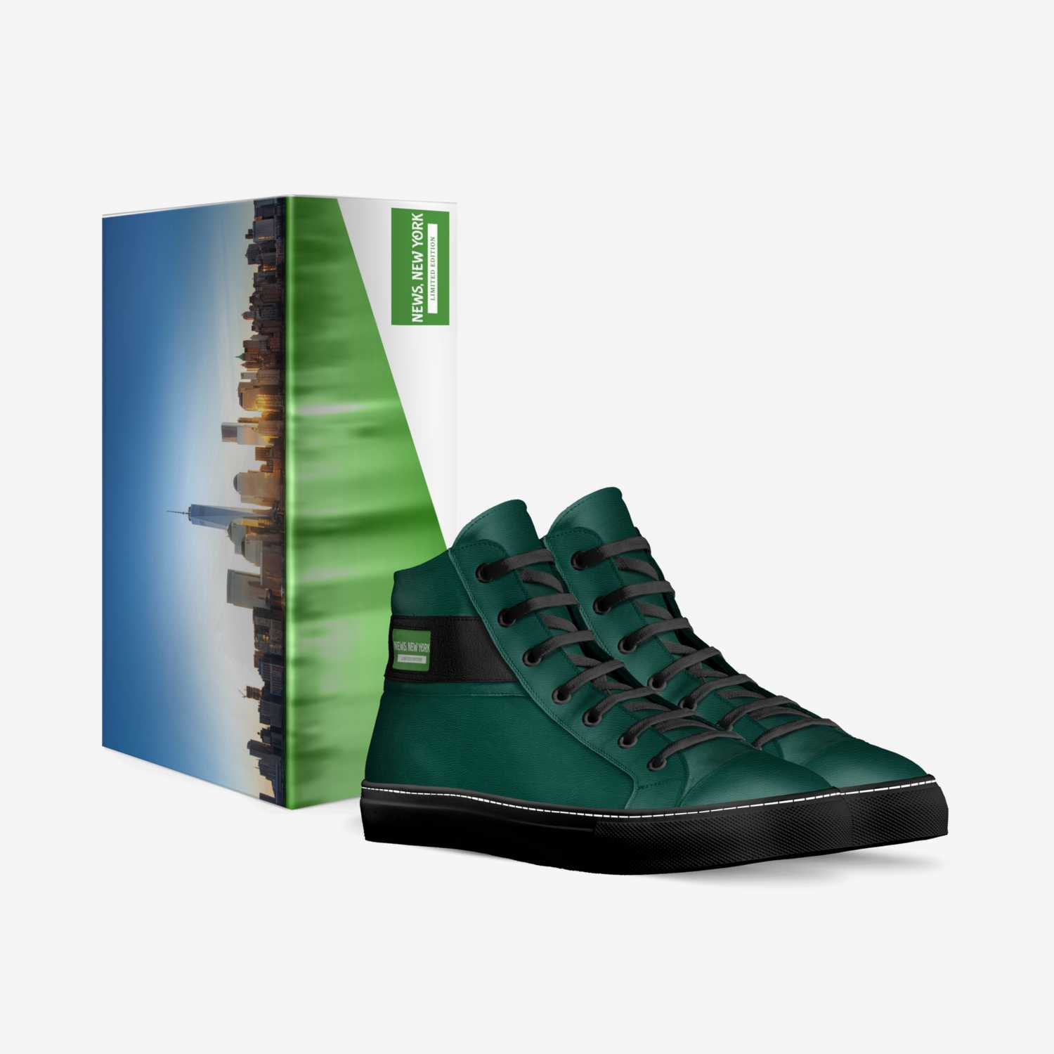 NEWS custom made in Italy shoes by Leon Newman | Box view