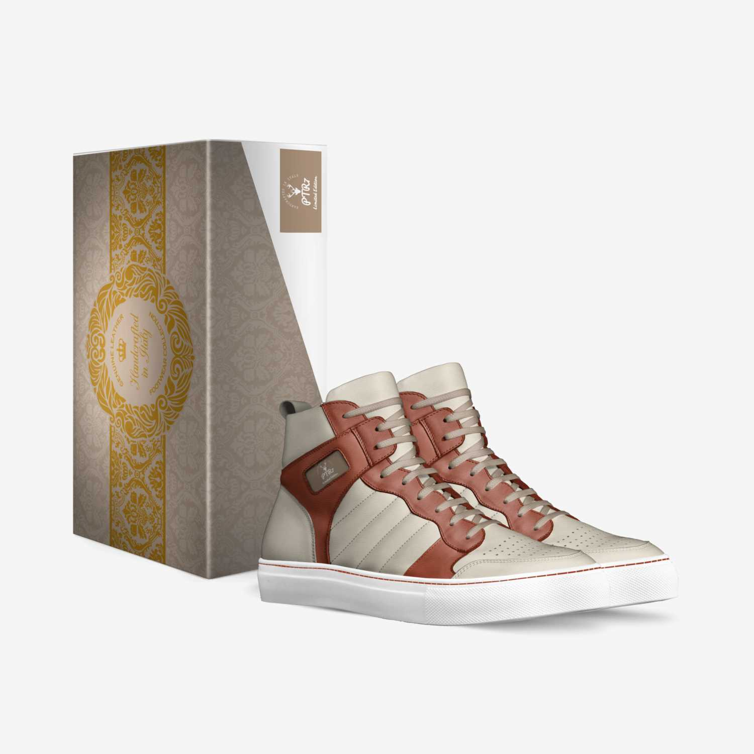 PTR7 custom made in Italy shoes by Emerson Murillo | Box view