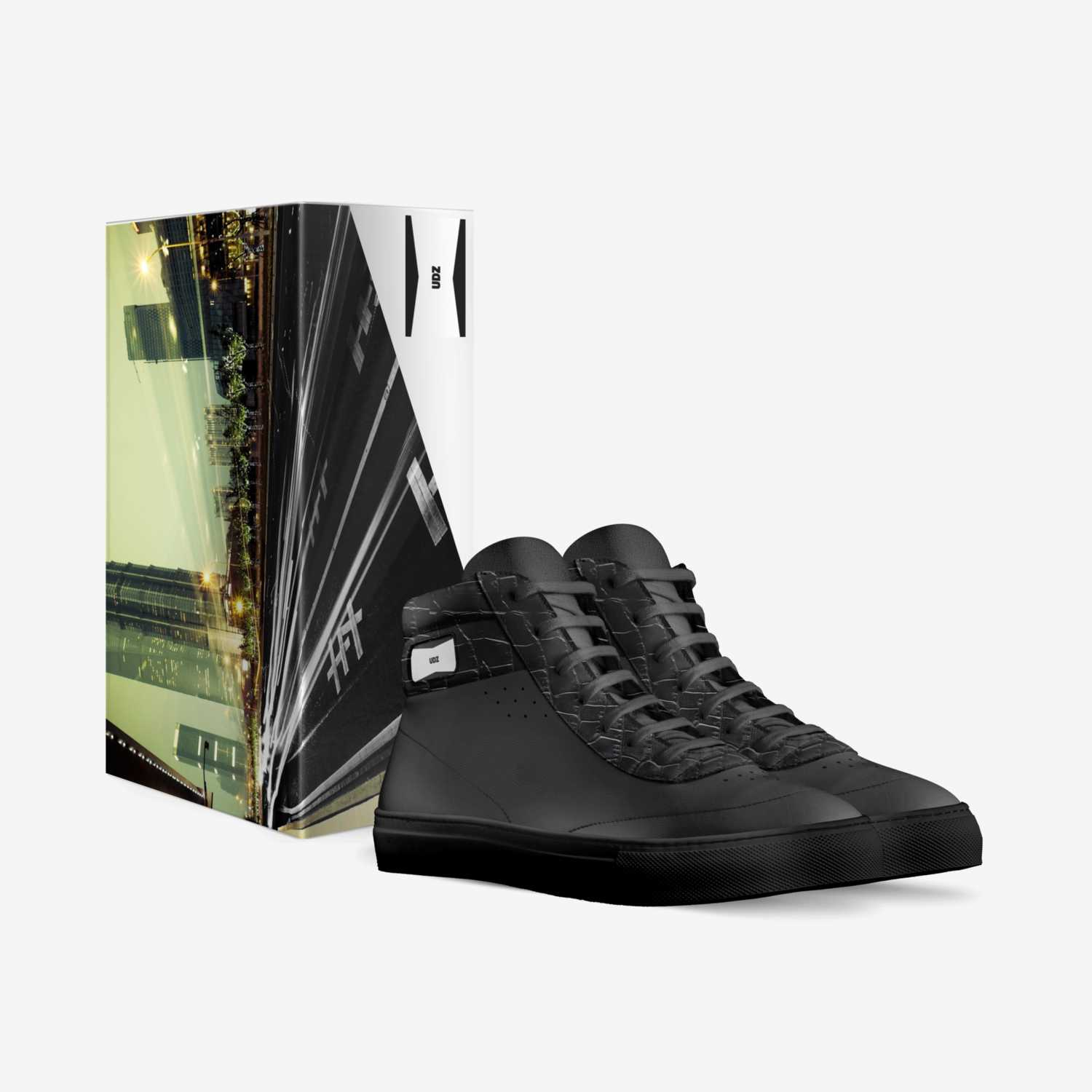 UDZ custom made in Italy shoes by Henry Kelly   Box view