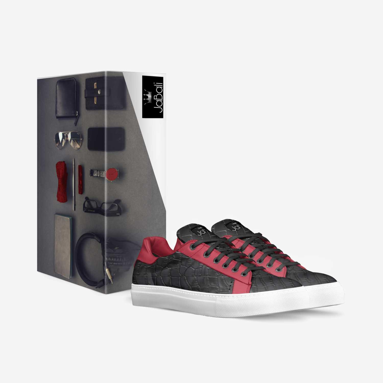 Mahaba custom made in Italy shoes by Jabali - The Luxury Brand   Box view
