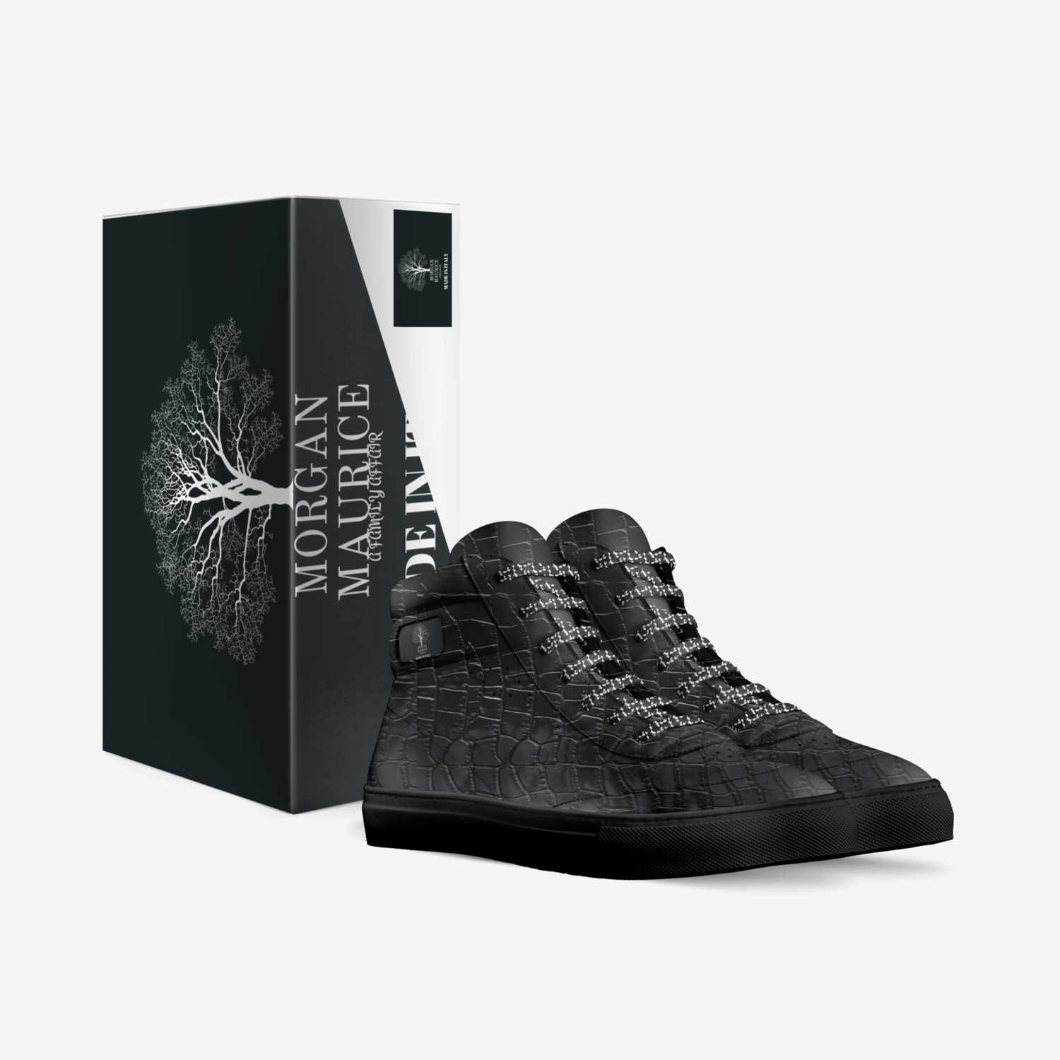 Morgan Maurice  custom made in Italy shoes by Morgan Maurice   Box view