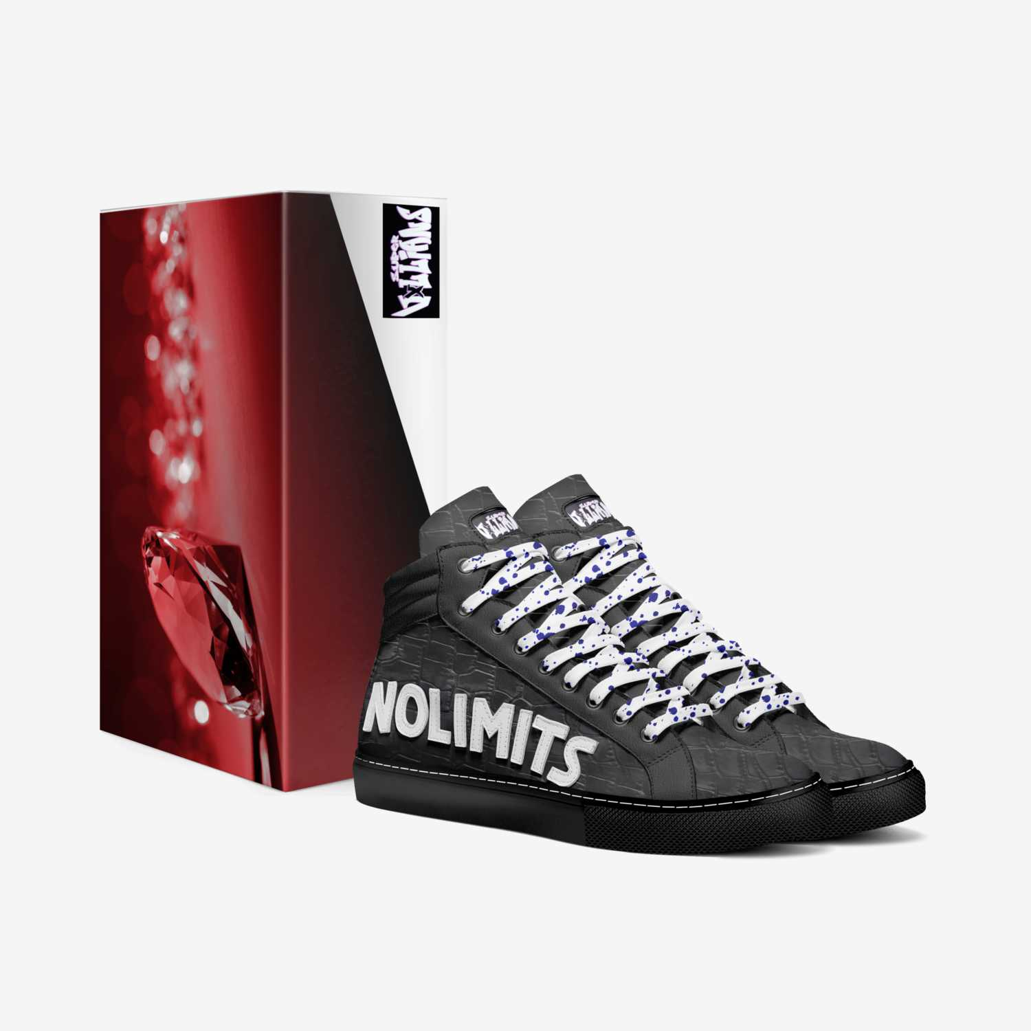 NL1 custom made in Italy shoes by Johnny Lopez | Box view