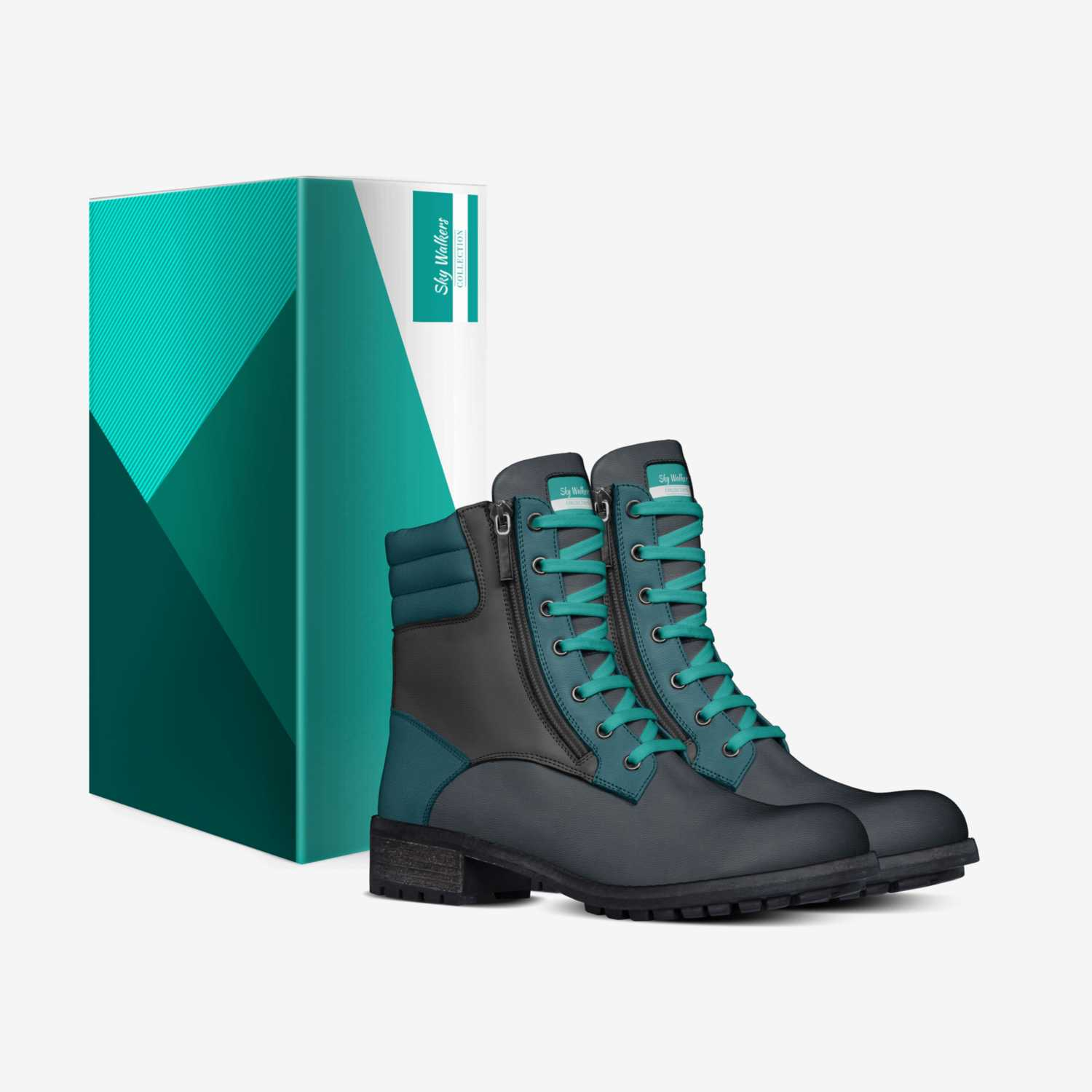 724f50d71a Sky Walkers custom made in Italy shoes by Skylar Love | Box view