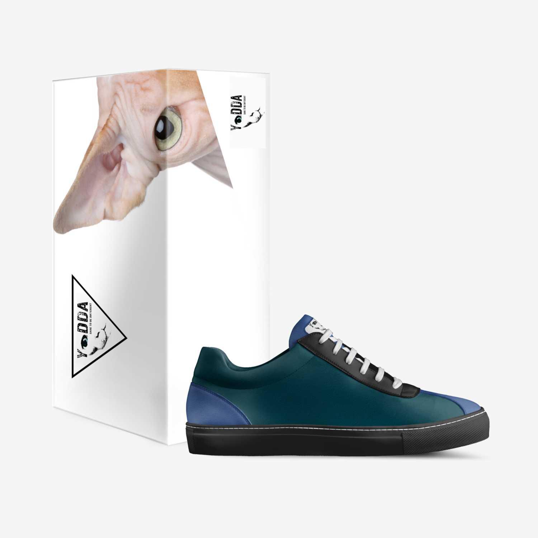 Yodda custom made in Italy shoes by Tiago & Debora Fernandes | Box view