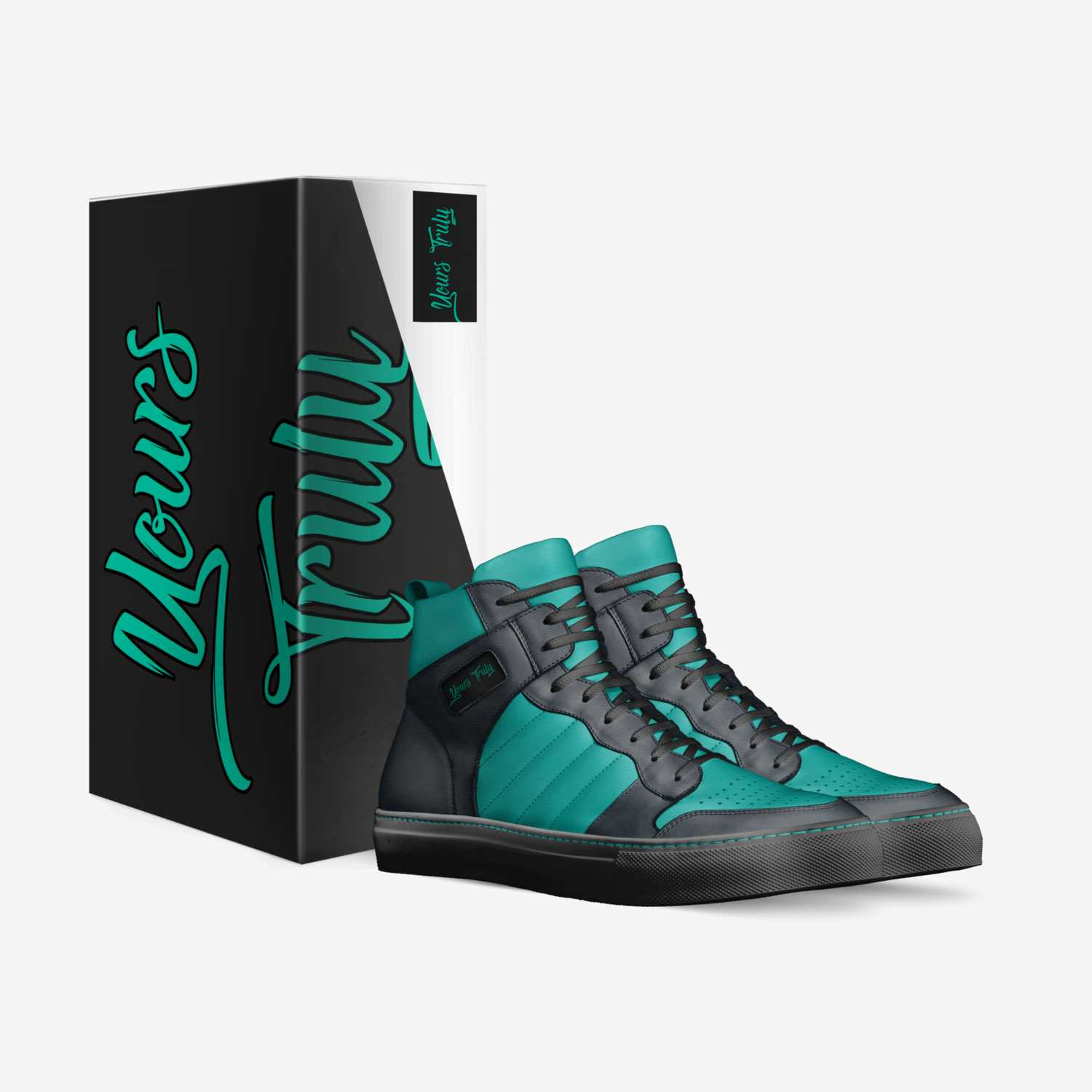 Yours Truly custom made in Italy shoes by James Reese | Box view