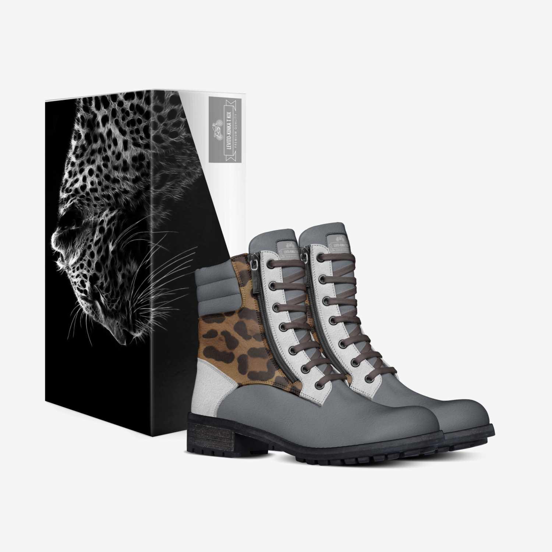 Levito-Kinka T Kix custom made in Italy shoes by Kinka T Kix | Box view
