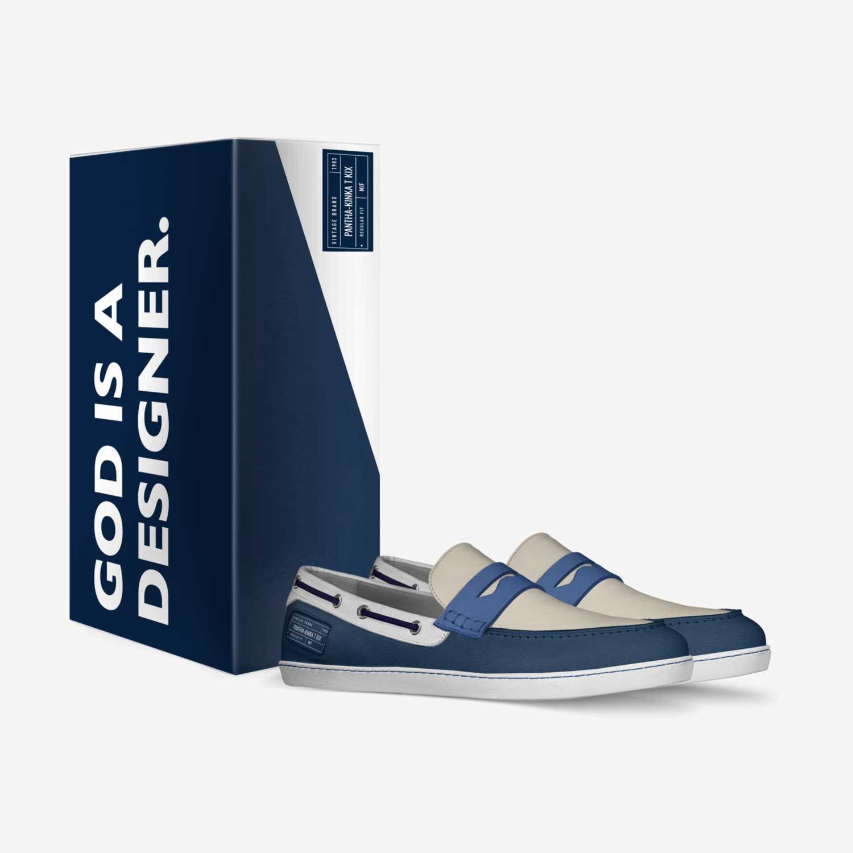 Pantha-Kinka T Kix custom made in Italy shoes by Kinka T Kix | Box view
