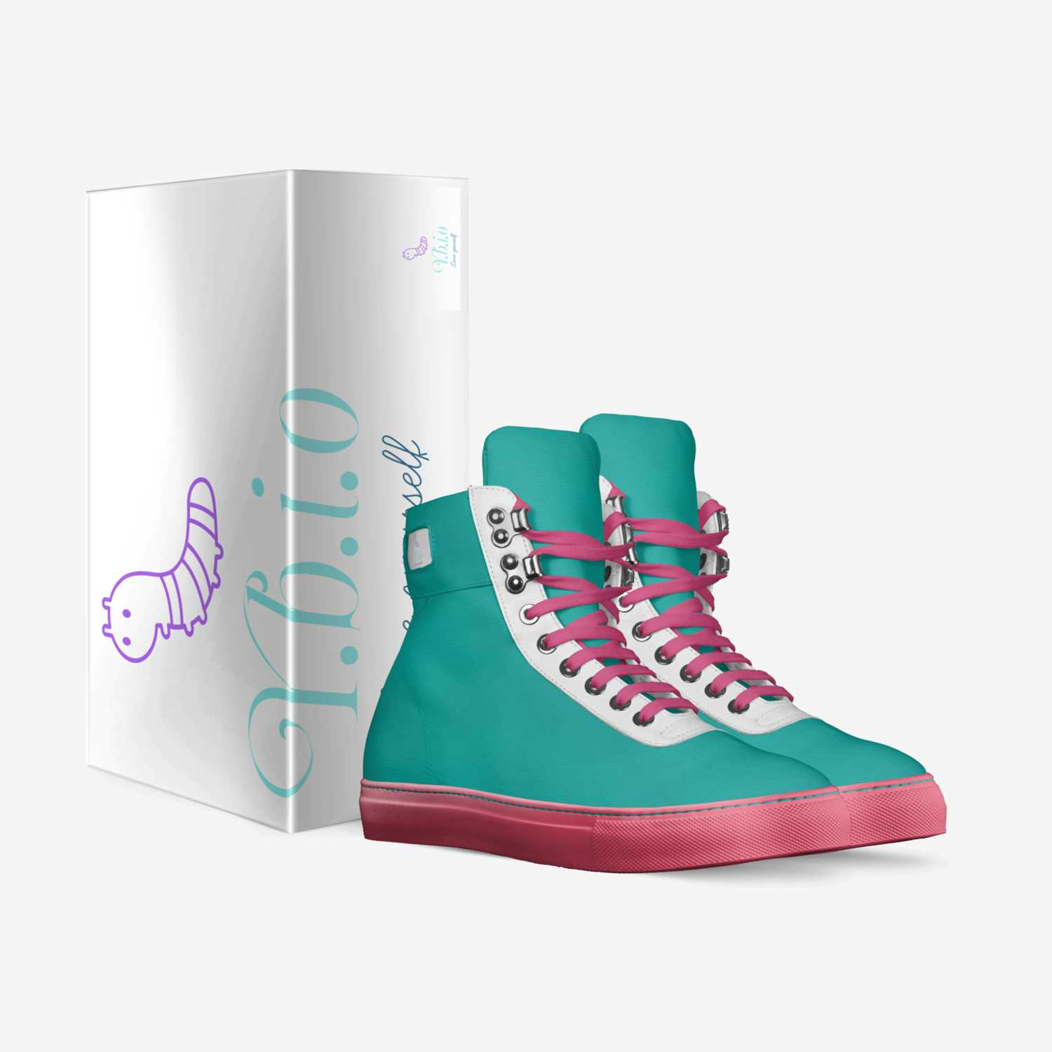 Y.B.I.O custom made in Italy shoes by Zachary Sanders | Box view