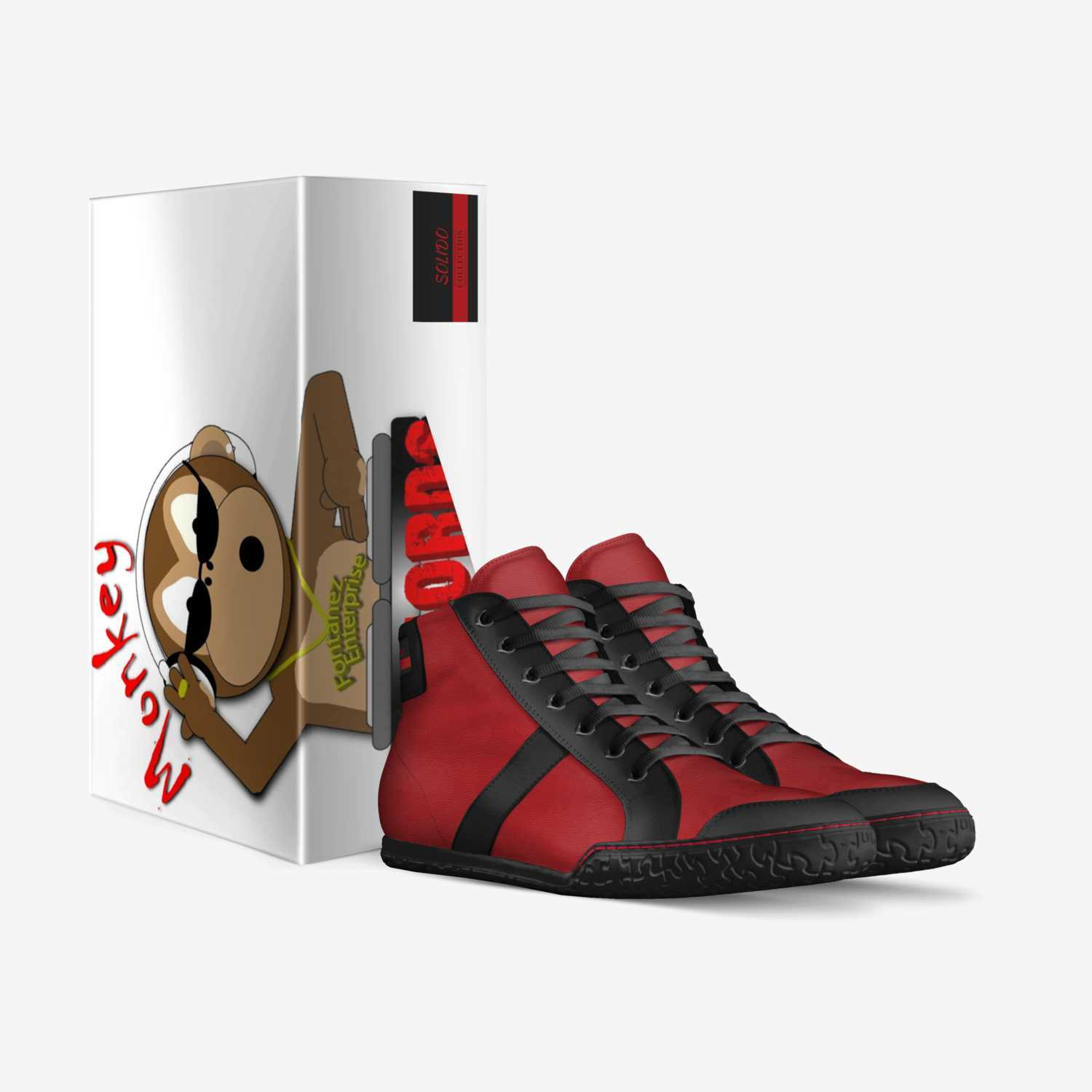 SOLIDO custom made in Italy shoes by Df Eldoggy   Box view