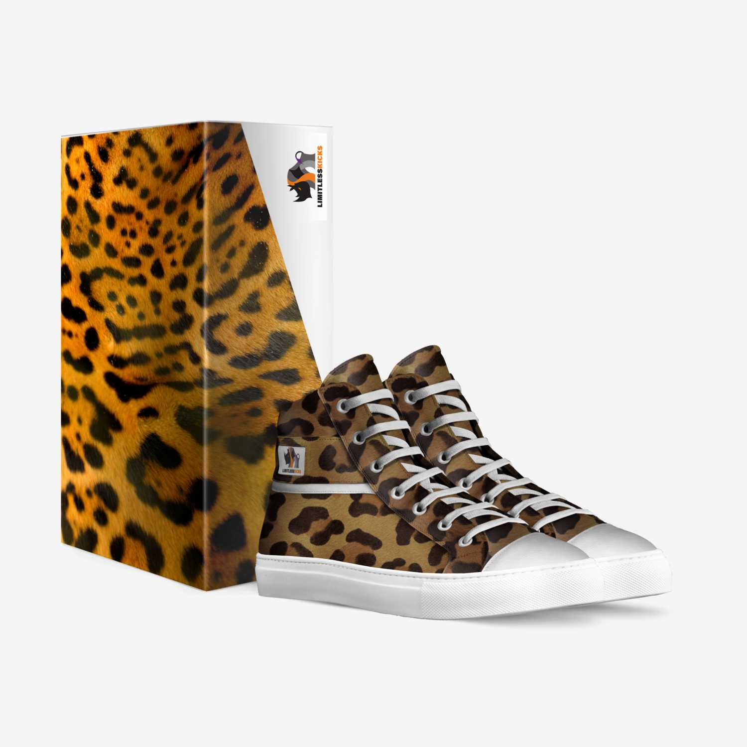 Limitless Animal custom made in Italy shoes by John Marchese | Box view