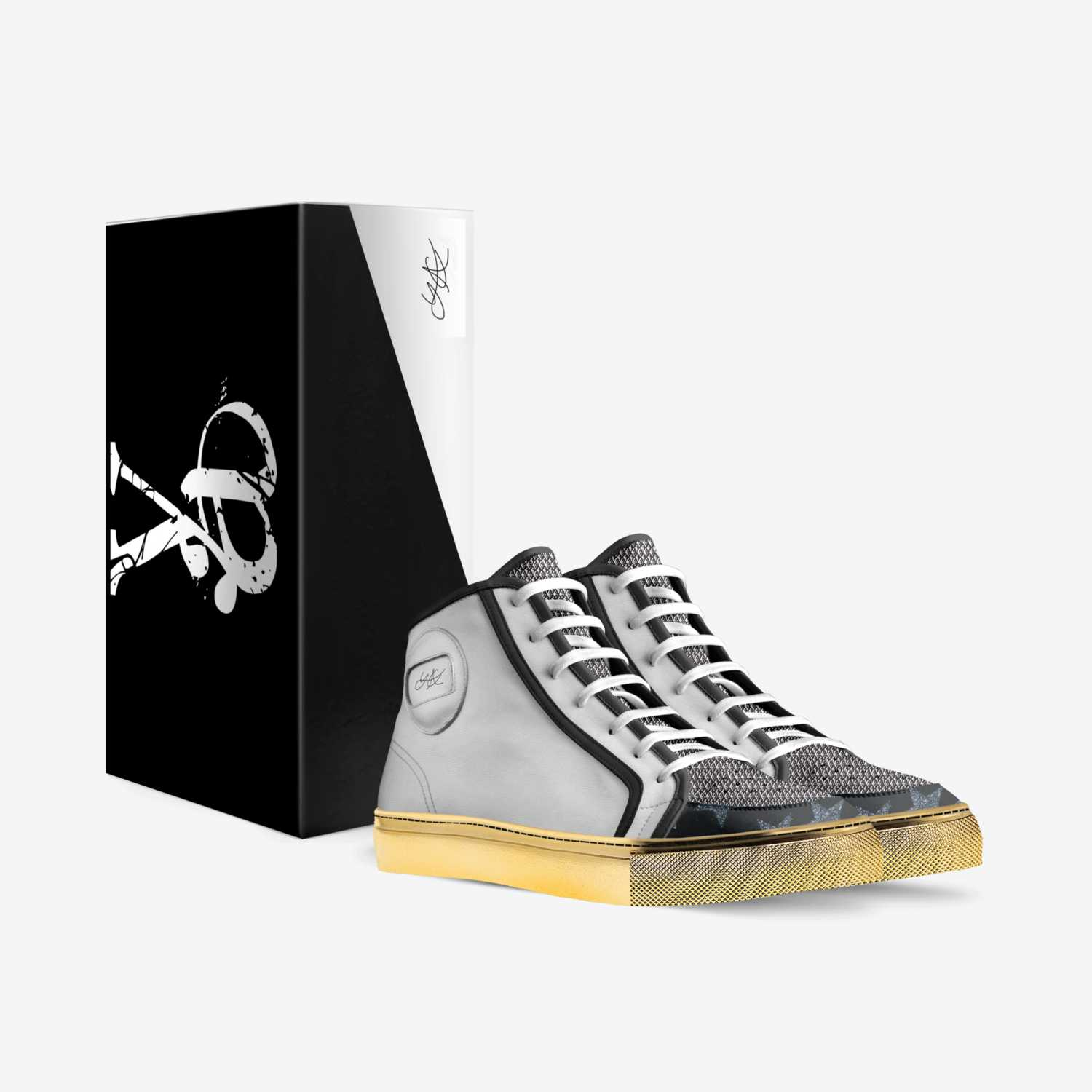 Yeshua Alexander custom made in Italy shoes by Yeshua Alexander | Box view