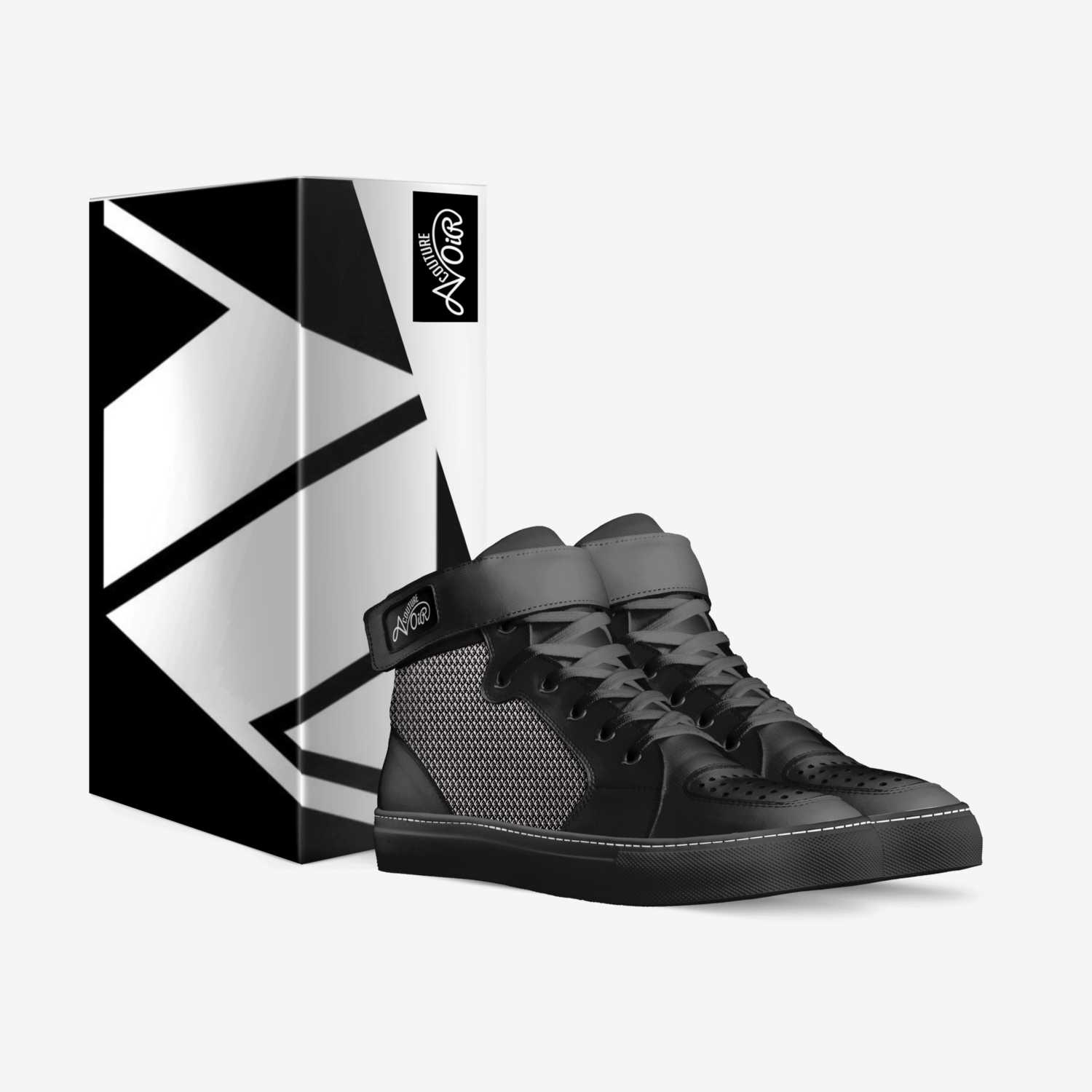 Avoir custom made in Italy shoes by Lamont Crooks | Box view