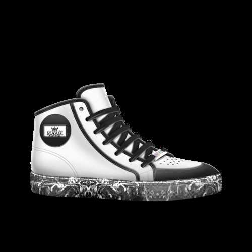 A Custom Shoe concept by Maasi Smith