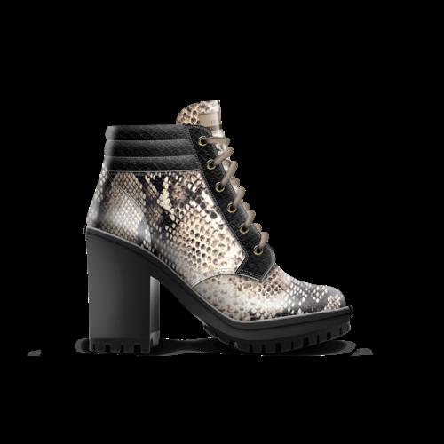 Zeppa light boot