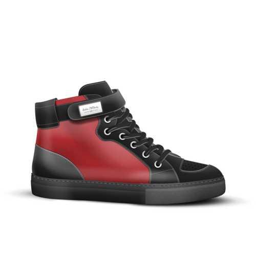 63082f55b1b38a infinity | A Custom Shoe concept by Richard Alce