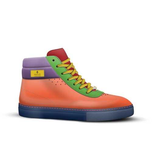 a2b061b21d8 Ju'Mond Le dieu   A Custom Shoe concept by Ju'mond Norman